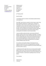 the legal profession depends on clear and exact language use this cover letter sample cover letter job free