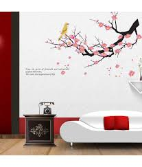 Small Picture SYGA Printed PVC Vinyl Multicolour Wall Stickers Buy SYGA