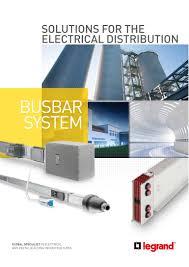 Energy Efficient Busbar Design Software Catalog Busbar Legrand