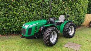 Alpine Tractor Ferrari 56HP Reverse Drive - Agricultural/Forestry Machinery  - Arbtalk | The Social Network For Arborists