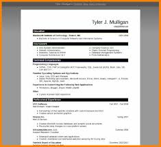 Cv Format In Ms Word 2007 Free Download Find Resume Templates Word