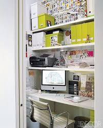 small closet office ideas. Small Closet Office, I Love This For A Office Ideas