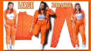 Safety Orange Tracksuit Review Jeffree Star Fashion Cerise1307
