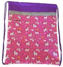 Купить <b>№1</b> School <b>Мешок для обуви</b> Unicorns (1017930) розовый ...