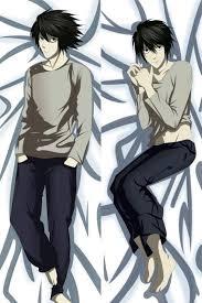 Anime Pillow Case Boy