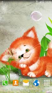 Foxy Cute Live Wallpaper for Android ...