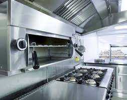 commercial restaurant kitchen design. Chimney : Kitchen Design Beautiful Commercial Hood Cleaning Services Furniture Stunning Small Restaurant With Serving Place