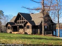 appalachia mountain a frame lake or house plan with photos plans walkout basement max fulbright de