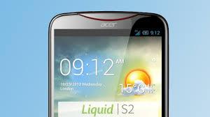 Acer Liquid S2 im Test: 6-Zoll ...