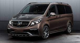 Now, its presence in xxl format is even more stylish and dynamic. Topcar Transforms Mercedes V Class Into Something Fit For A Hollywood Star Carscoops