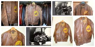 this a 2 leather jacket we red for for patrick murphy while it was not red to a wearable condition because the leather was crumbling in places