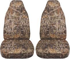 wetland camo car seat covers