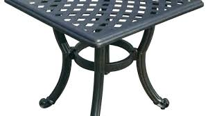 full size of round metal patio side tables for outdoor white table coffee with umbrella hole