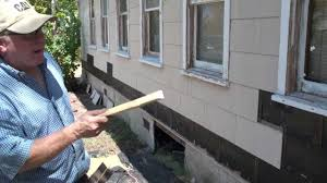asbestos siding repair. Interesting Asbestos Remove Asbestos Siding Secrets And Water Table With Donovan White Builder   YouTube Intended Repair S