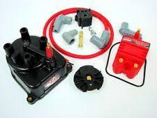 b msd ignition system 99 00 civic si b16 msd distributor cap external coil ss