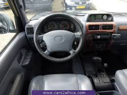 TOYOTA Landcruiser 90 3.4 V6 #63125 - used, available from stock