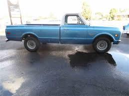 1970 Chevrolet Pickup for Sale | ClassicCars.com | CC-1049287