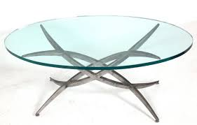 Sculptural Metal Coffee Table Base In The Manner Of Silas Seandel 2