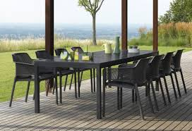 modern outdoor dining furniture. Exellent Furniture Outdoor Dining Table Expandable Modern Patio Chairs  Sets Round On Sale Inside Furniture