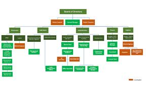 Organizational Chart Cmsd