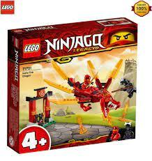 Báo giá Mô Hình Lắp Ráp Lego Ninjago Rồng Lửa Của Kai 71701 ( 81 chi tiết)  chỉ 719.000₫