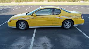 2002 Chevrolet Monte Carlo SS Pace Car Edition | T50 | Indy 2014