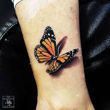 New Work Of 3d Butterfly Tattoo Tattoo The Blackjack Tattoo