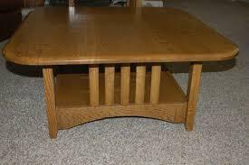 end tables quarter sawn white oak