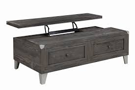 coaster 722268 lift top coffee table in