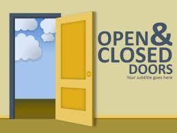 open and closed door clipart. ID# - PowerPoint Template. ID#16922 STANDARD TEMPLATE Open \u0026 Closed Doors And Door Clipart A