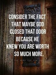 Door Quotes Interesting Door Closes Quote Tumblr