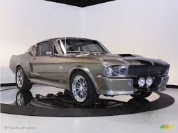 1967 Grey Metallic Ford Mustang Shelby G.T.500 Eleanor Fastback ...