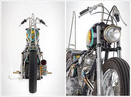 desert motorcycle company s 81 yamaha xs650 golden spike