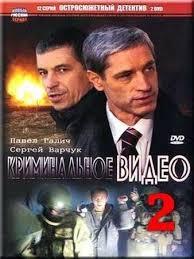 Дипломная работа tesis  Криминальное видео 2008
