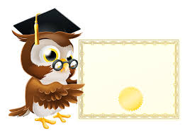 owl school diploma png clipart picture gallery  view full size