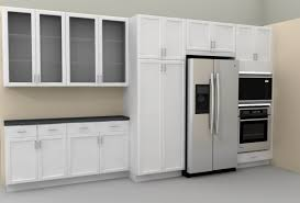 contemporary cabinet doors. White Floor Pantry With Contemporary Cabinet Ikea, Under Long Hardware Door Refrigerator Doors I