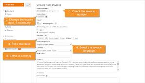 client invoice how to create invoices for your clients onlyoffice