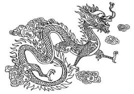 Small Picture Collection of Solutions Chinese Dragon Coloring Pages To Print For