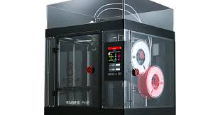 <b>Raise3D Pro2</b> Fully Enclosed 3D Printer with 1 Year Raise Shield ...