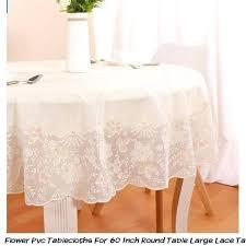 large round pvc tablecloths flower tablecloths for inch round table large lace table cover for wedding large round pvc tablecloths