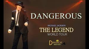 <b>Michael Jackson</b> - Dangerous - The <b>Legend</b> World Tour - YouTube