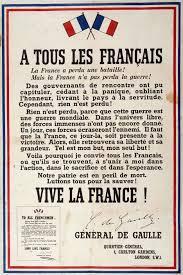 """Résultat de recherche d'images pour """"Photo du défilé des français libre à Londres en 1940"""""""
