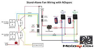 project viper gts part 5 radiator fan wiring upgrade > motoiq nosparc fan wiring schematic