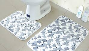 fluffy fieldcrest rubbermaid and bath thick rug mats sets beyond fascinating small rugs bathroom bathtub materials