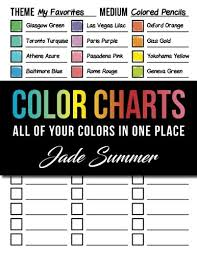 Color Charts 50 Coloring Charts To Organize Your Color