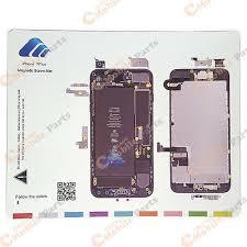 Iphone Screw Chart Iphone 7 Plus Magnetic Screw Chart Mat Repair Guide Pad