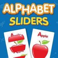 <b>Alphabet</b> Slider Puzzle • ABCya!