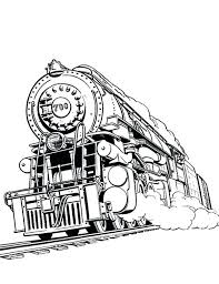 locomotive coloring pages charming idea steam engine train
