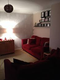 what color should i paint my wallsWhat colour paint and accessories should I use with my red sofas and n