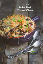 Jun 09, 2021 · these comforting casseroles turn bland and boring turkey into completely new creations. Leftover Pulled Pork Mac And Cheese With Garlic Panko Family Spice